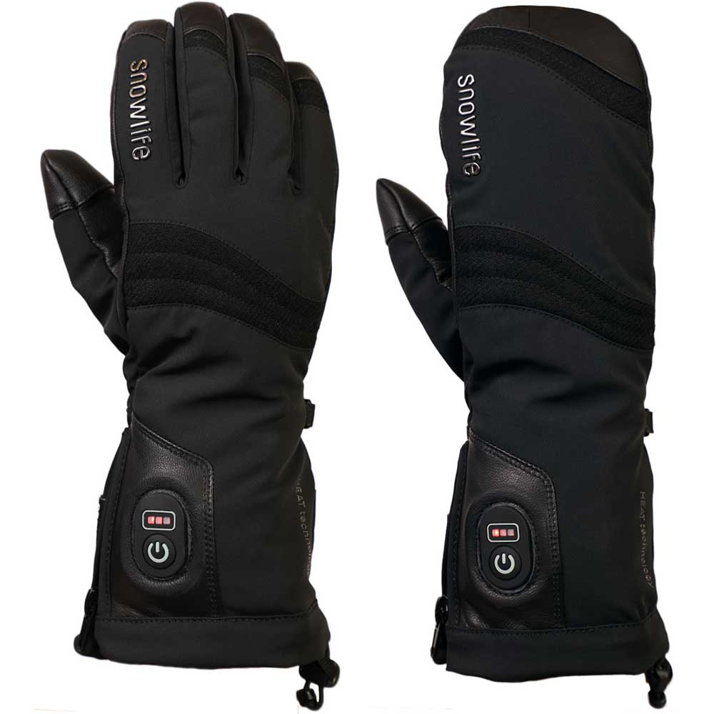 Snowlife Heated Gloves and Mitten